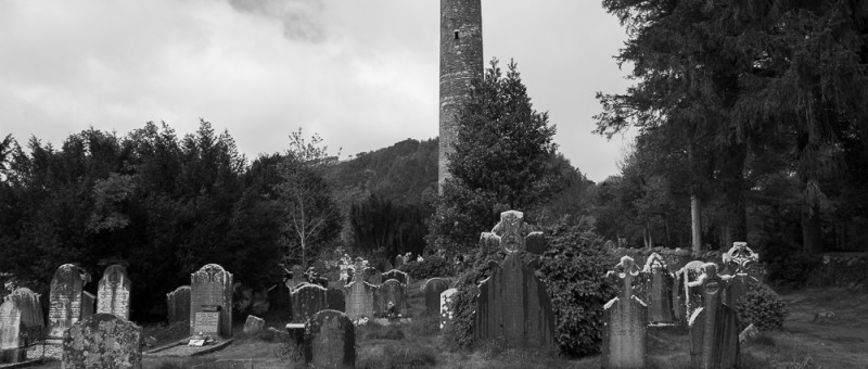 Ireland -Glendalough new photos
