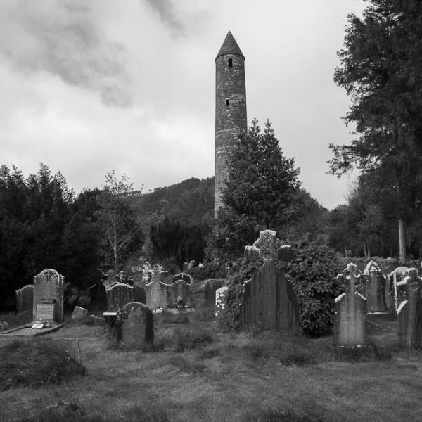 Irlandia -Glendalough nowe zdjęcia