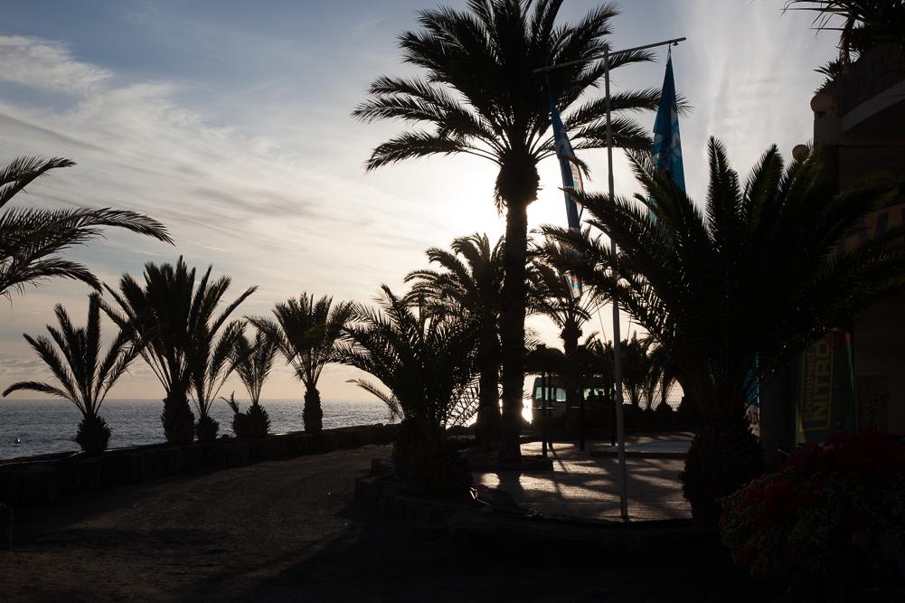 Trochę słońca z Taurito:)